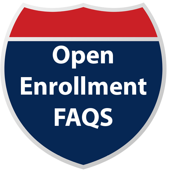 Open Enrollment FAQs
