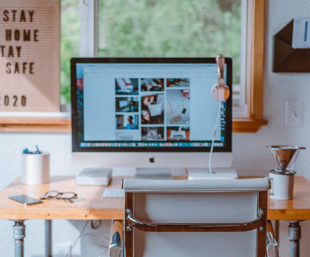 remote work desktop